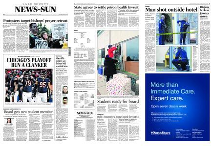 Lake County News-Sun – January 07, 2019