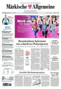 Märkische Allgemeine Westhavelländer - 14. März 2019