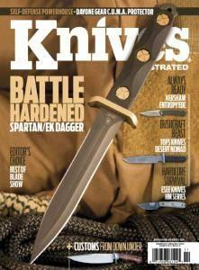 Knives Illustrated - November 2016