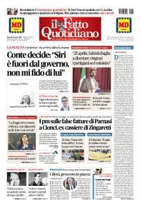 Il Fatto Quotidiano - 25 aprile 2019