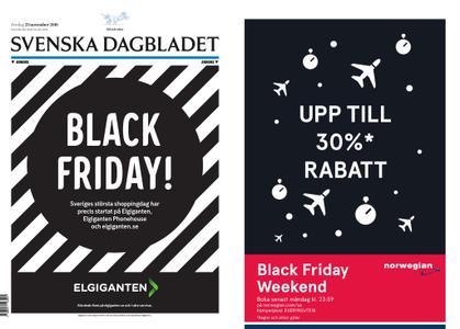 Svenska Dagbladet – 23 november 2018