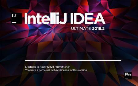 JetBrains IntelliJ IDEA Ultimate 2018.2.3