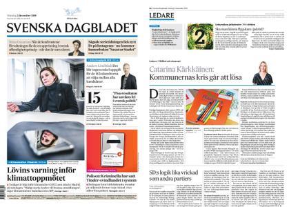 Svenska Dagbladet – 02 december 2019