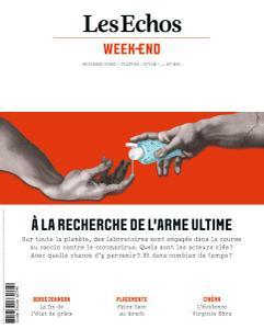 Les Echos Week-end - 20 Mars 2020