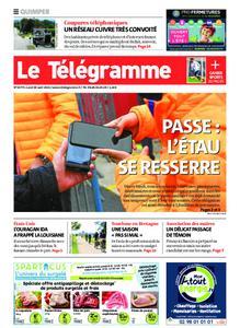 Le Télégramme Quimper – 30 août 2021