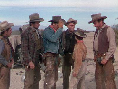 Cattle Drive (1951)