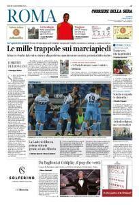 Corriere della Sera Roma – 03 settembre 2018