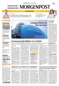 Solinger Morgenpost – 04. Juli 2019