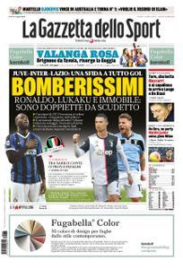 La Gazzetta dello Sport Roma – 03 febbraio 2020