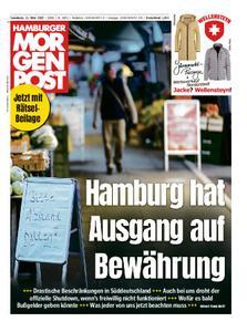 Hamburger Morgenpost – 21. März 2020