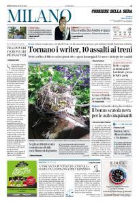 Corriere della Sera Milano – 31 luglio 2019