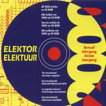 Elektor full year 2000
