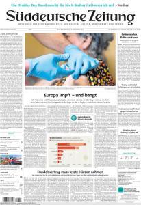 Süddeutsche Zeitung - 28 Dezember 2020