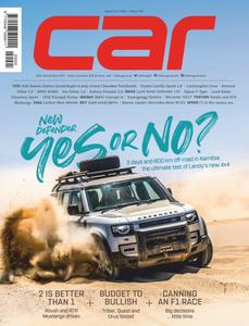 Car South Africa - May 2020