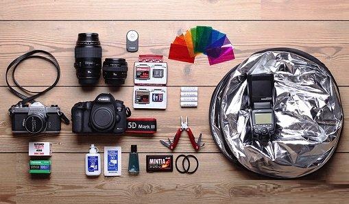 The Fashion Photographer's Kit by Lara Jade