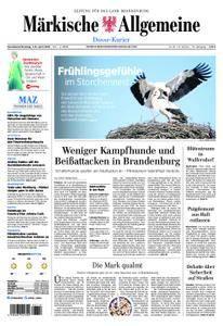 Märkische Allgemeine Dosse Kurier - 07. April 2018
