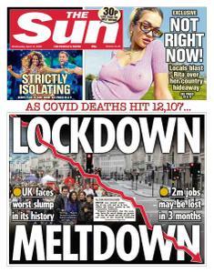 The Sun UK - 15 April 2020