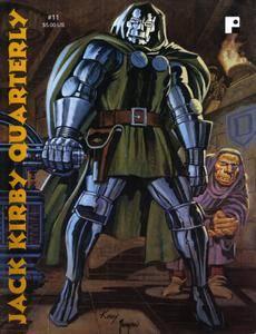 Jack Kirby Quarterly 011 1998 Pure Imagination WildBlueZero