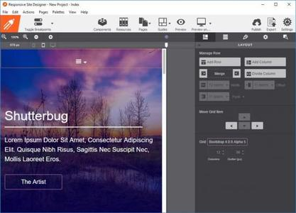 CoffeeCup Responsive Site Designer 4.0 Build  3071