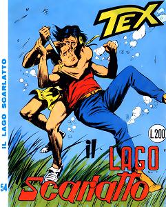 Tex - Volume 54 - Lago Scarlatto (Araldo)