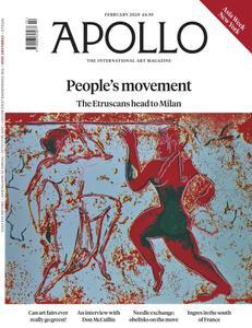 Apollo Magazine - February 2020