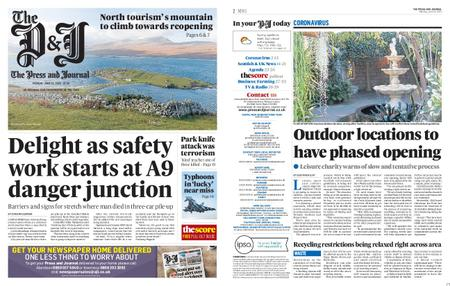 The Press and Journal Moray – June 22, 2020