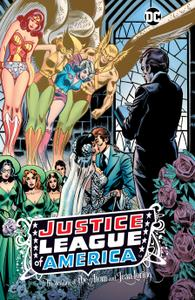 Justice League of America-The Wedding of the Atom and Jean Loring 2020 digital Son of Ultron