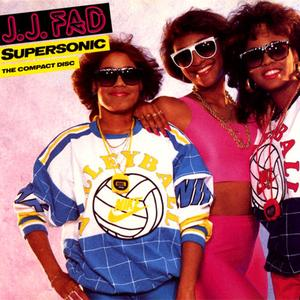 J.J. Fad - Supersonic: The Compact Disc (1988) {Ruthless/Atco}