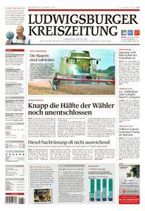 Ludwigsburger Kreiszeitung - 24. August 2017
