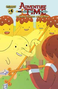 Adventure Time - Banana Guard Academy 04 of 06 2014 Digital