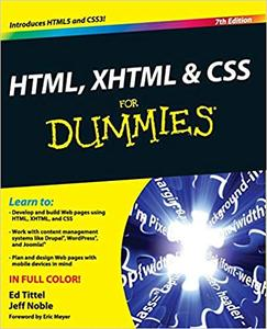 HTML, XHTML & CSS for Dummies®, 7th Edition