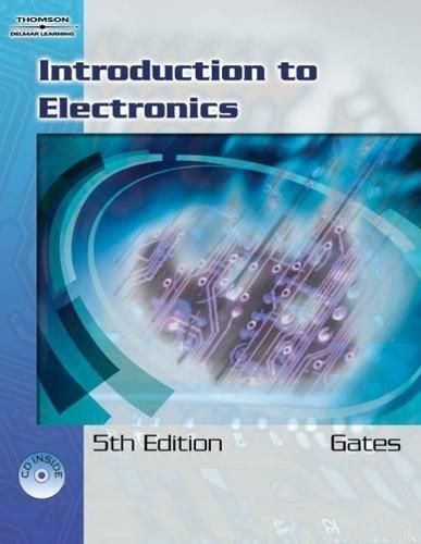 Introduction to Electronics, Fifth Edition
