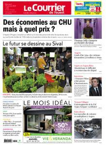 Le Courrier de l'Ouest Nord Anjou – 15 janvier 2020