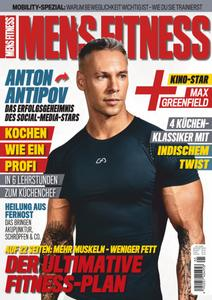 Men's Fitness Germany - Mai 2019