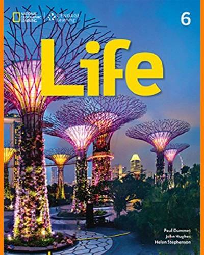 ENGLISH COURSE • Life • Levels 5-6 • American English • Reading and Grammar Practice (2014)