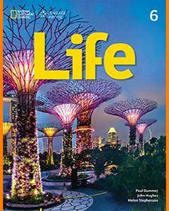 ENGLISH COURSE • Life • Level 6 • American English • CD-ROM (2014)