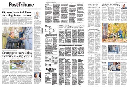 Post-Tribune – October 27, 2020