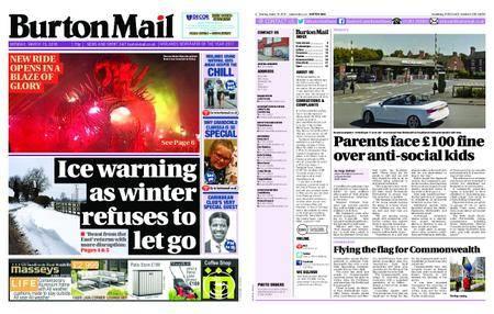 Burton Mail – March 19, 2018
