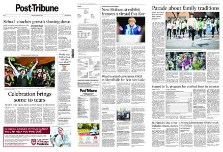 Post-Tribune – March 18, 2019