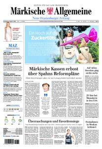 Neue Oranienburger Zeitung - 05. August 2019