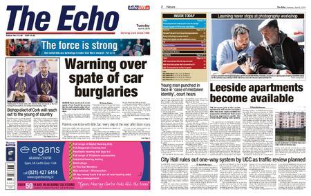 Evening Echo – April 09, 2019
