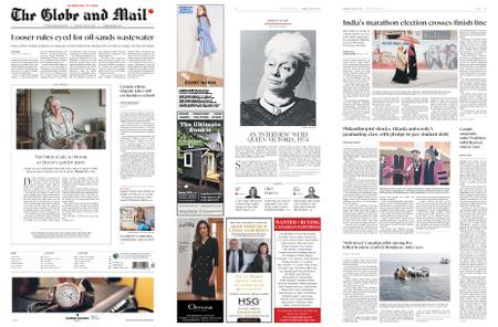 The Globe and Mail – May 20, 2019