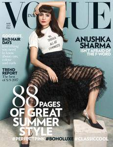 VOGUE India - March 2017