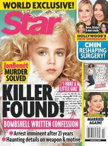 Star Magazine USA - January 08, 2018