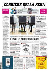 Corriere della Sera – 07 novembre 2018