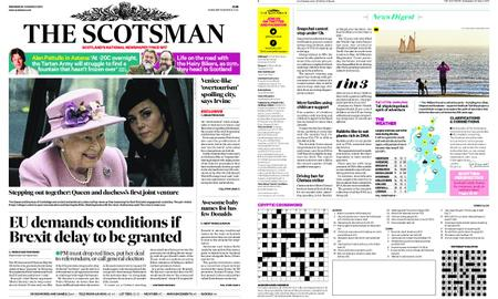 The Scotsman – March 20, 2019