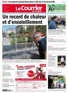 Le Courrier de l'Ouest Cholet – 06 août 2019