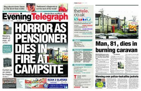 Evening Telegraph First Edition – April 11, 2018