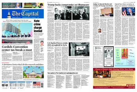 The Capital – October 18, 2017