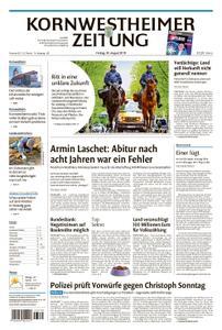 Kornwestheimer Zeitung - 30. August 2019